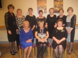 President, Margaret Kelso      and committee members