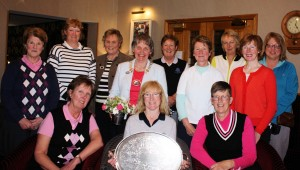 Golfer of the Year 2015 Prizewinners
