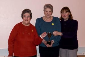 Helen Rea, Margaret Broome, Susan McDowell ( Seaforde)