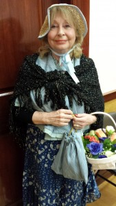 Iris Walker,  Killyleagh W.I.